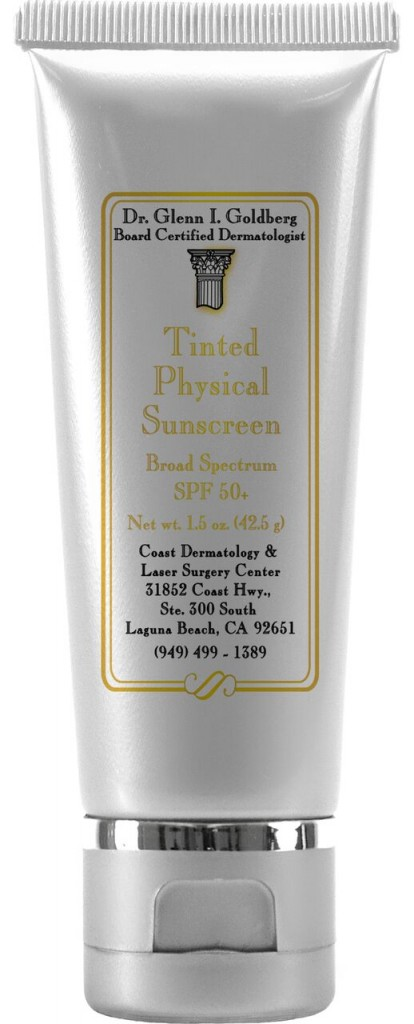 sunscreen skincare in laguna beach, ca